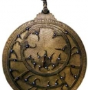 A flat or planispheric Astrolabe