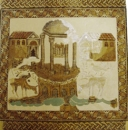A symbolic vision of Golgotha