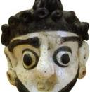 Masque pendentif