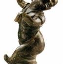 A dancing dwarf