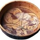 A ceramic dish